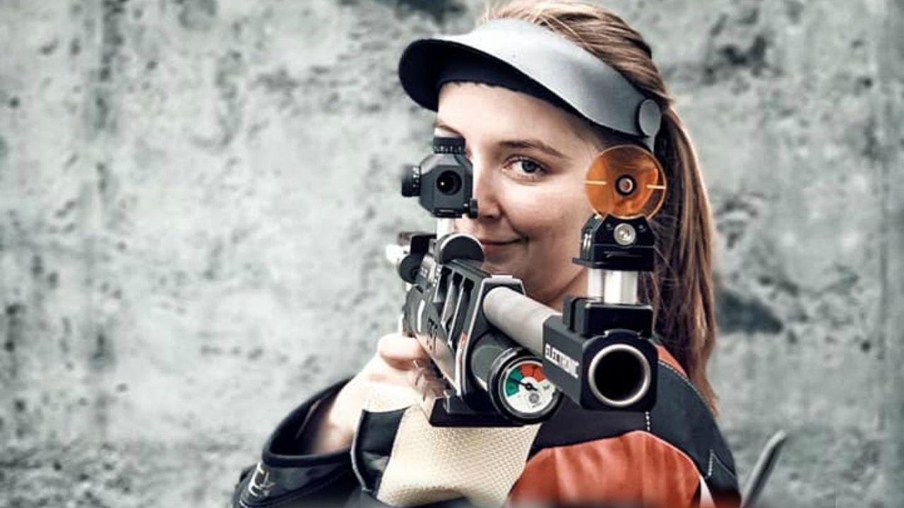 Manon Smeets naar Worldcup Luchtgeweer in India