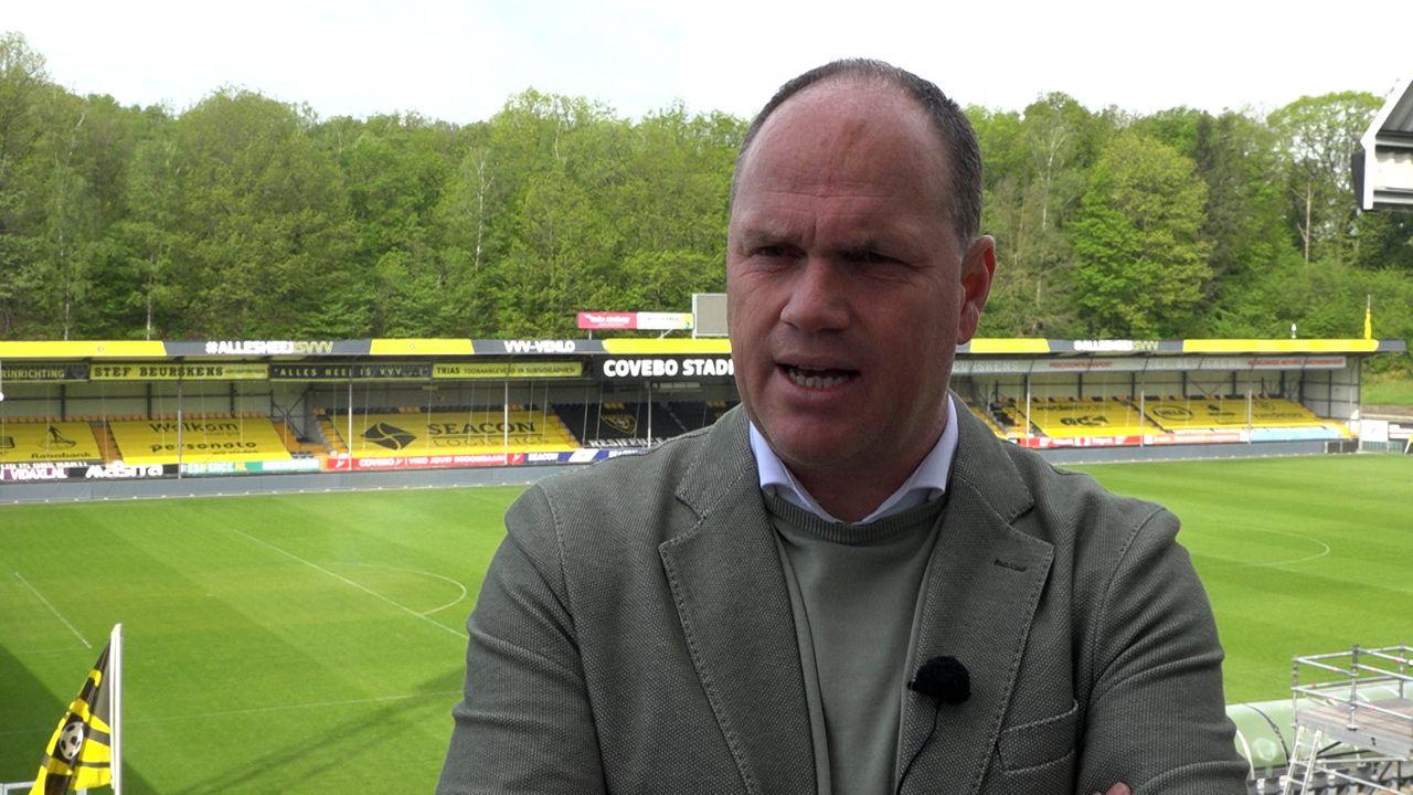 Bogers hoopt op transfer topscorer Giakoumakis