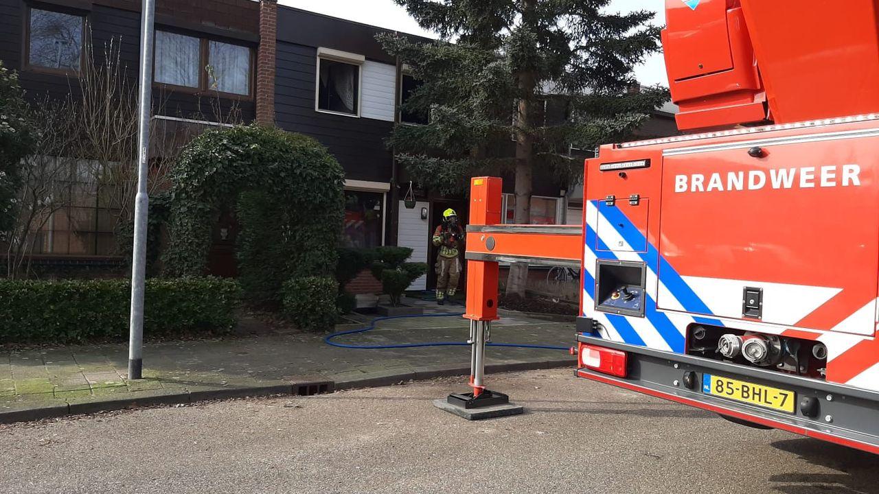 Geen gewonden bij woningbrand in Blerick