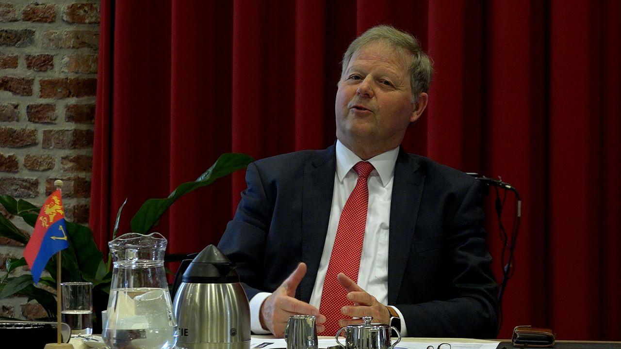 Ad Roest en het onverwachte afscheid van de Venlose politiek