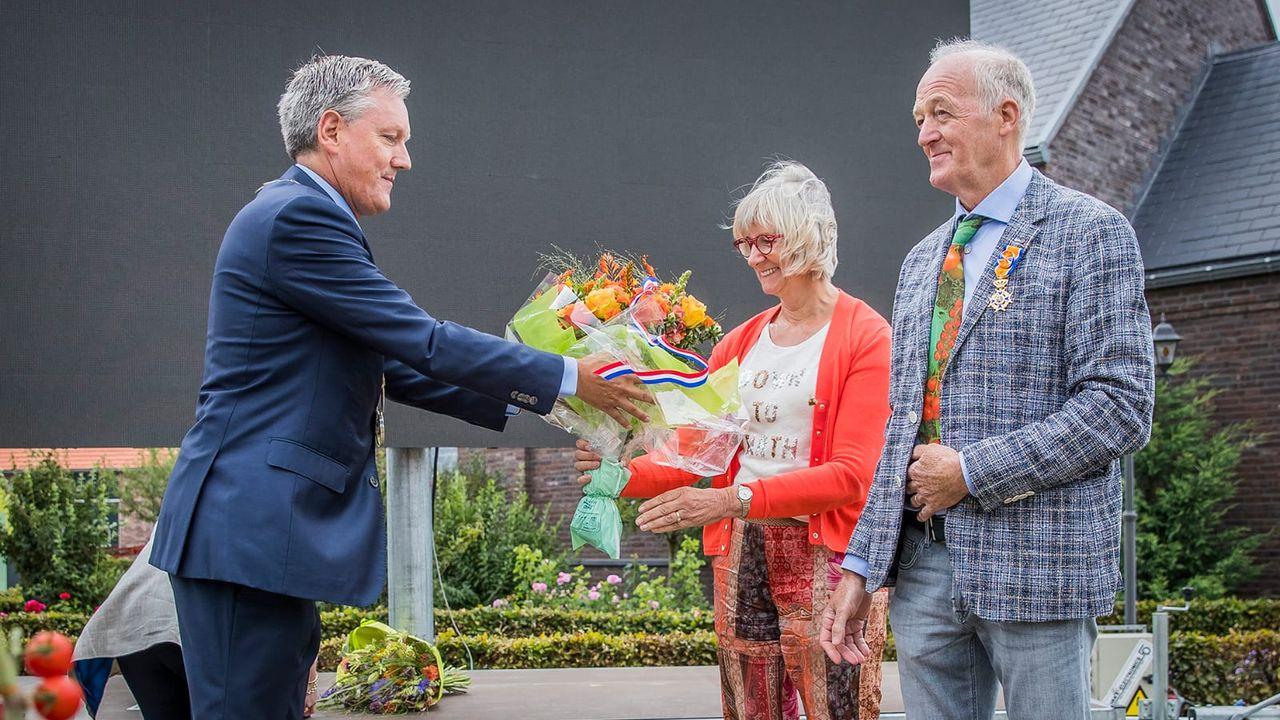 Koninklijke onderscheiding voor tomatenteler Ton Janssen