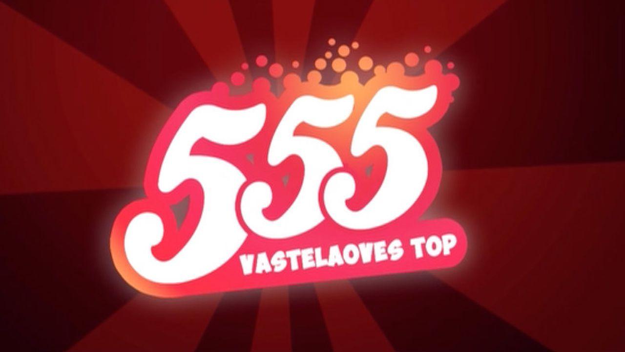 Stemperiode Vastelaoves Top 555 van start