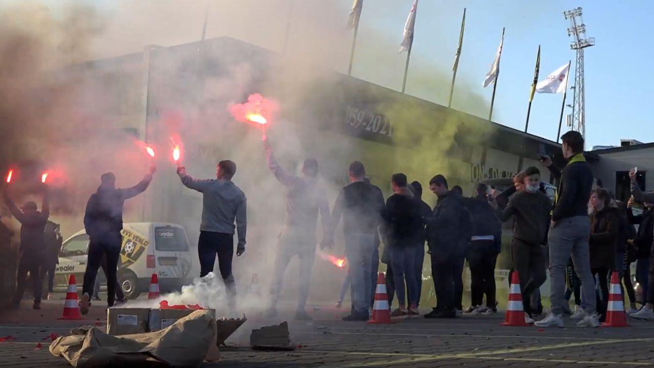 Fanatieke VVV-aanhang wil groot uitpakken voor cruciaal duel tegen RKC