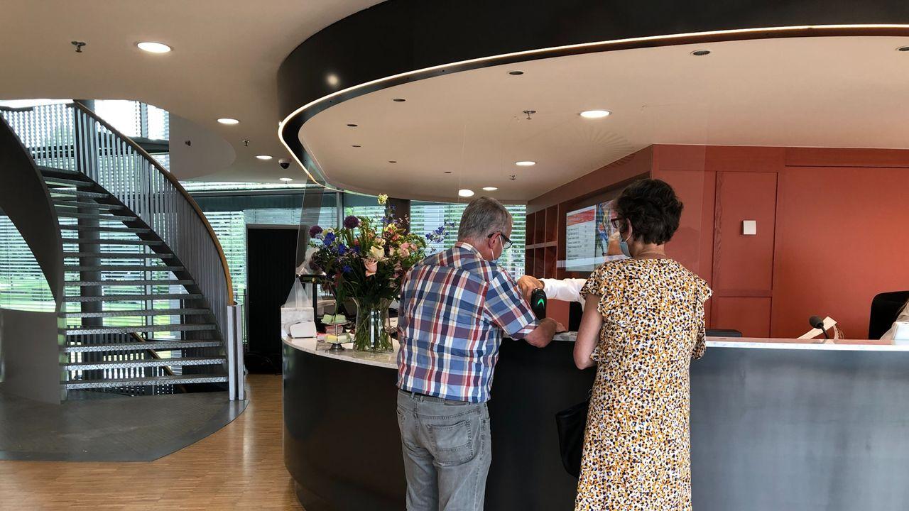85 kilometer reizen om bij de heropening van het Limburgs Museum te zijn