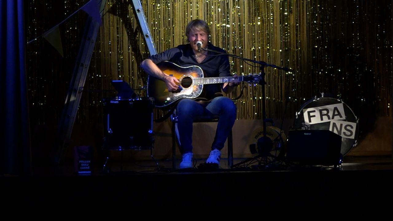 Frans Pollux geeft kleinste concerten ooit in Muspelheim