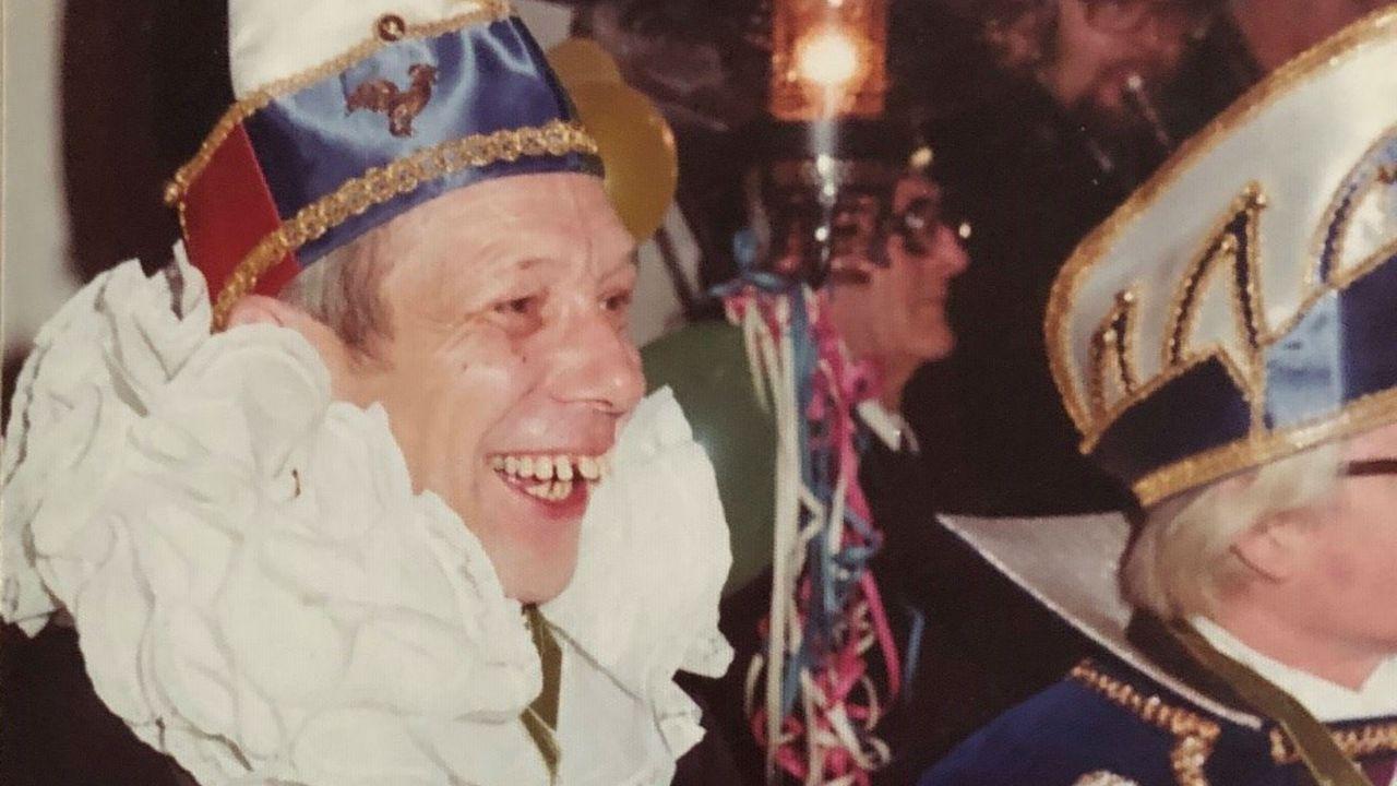 Groot Venlonaar: Sef 'De Kiep' Hendrikx maakte de Venlose vastelaovend groot