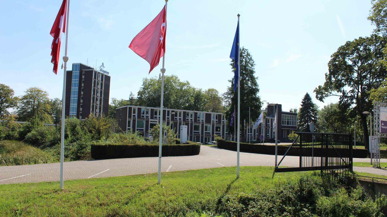190 studenten door de 'diplomastraat' van Fontys Hogescholen