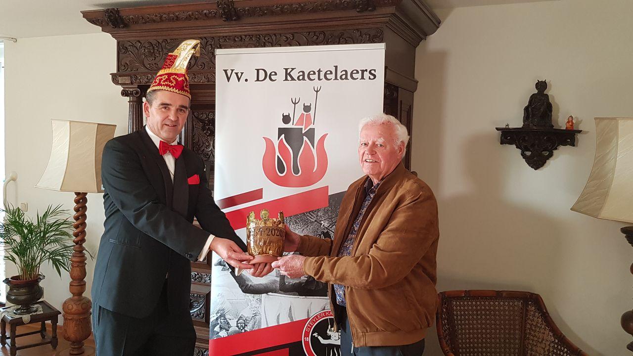 Een 6x11 jaar oude Kaetelaer is een primeur voor Steyl