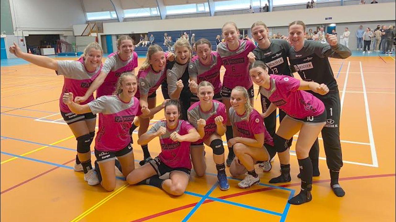 HandbaL Venlo start competitie met winst