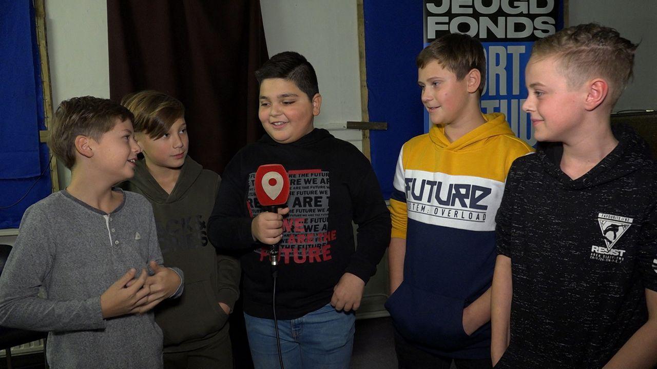 Basisschoolleerlingen maken kennis met cultuur in workshops