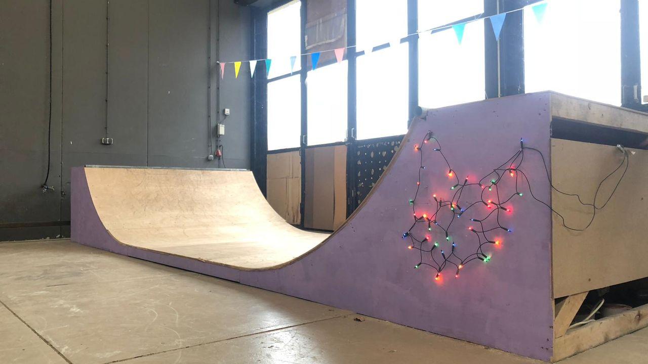 Venlo heeft weer een skatepark