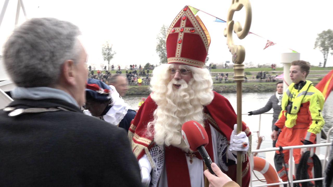 In hele regio geen Sinterklaasintochten