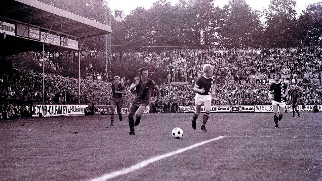 Nieuw VVV-boek over 'voetbaldroomzomer' van 1976