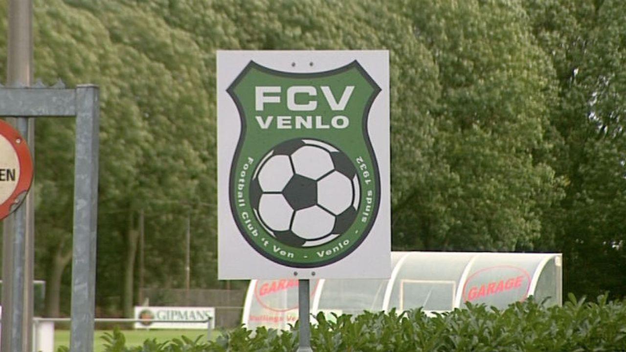 Tijdelijke kleedlokalen voor FCV