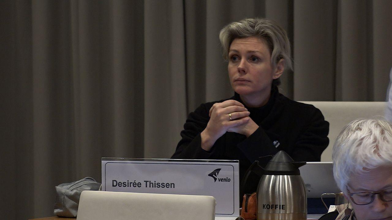 CDA-raadslid Desirée Thissen na tien jaar weg uit gemeenteraad