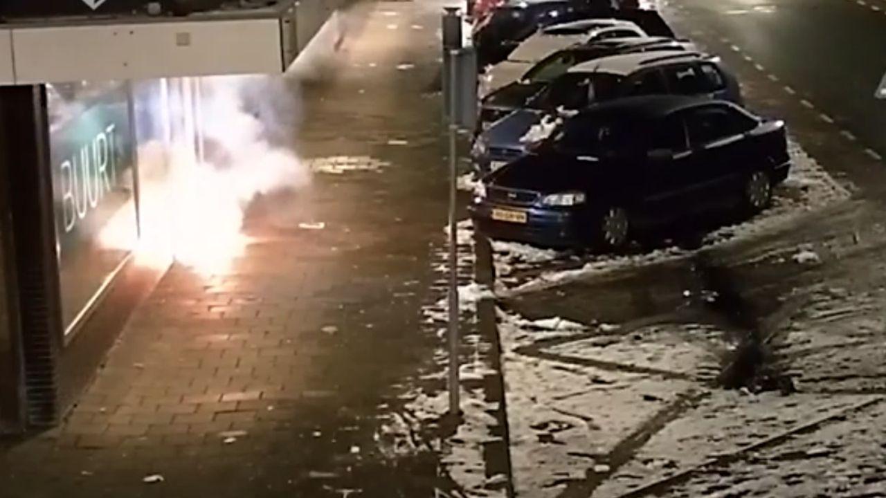 Politie op zoek naar daders ontploffingen Blerick