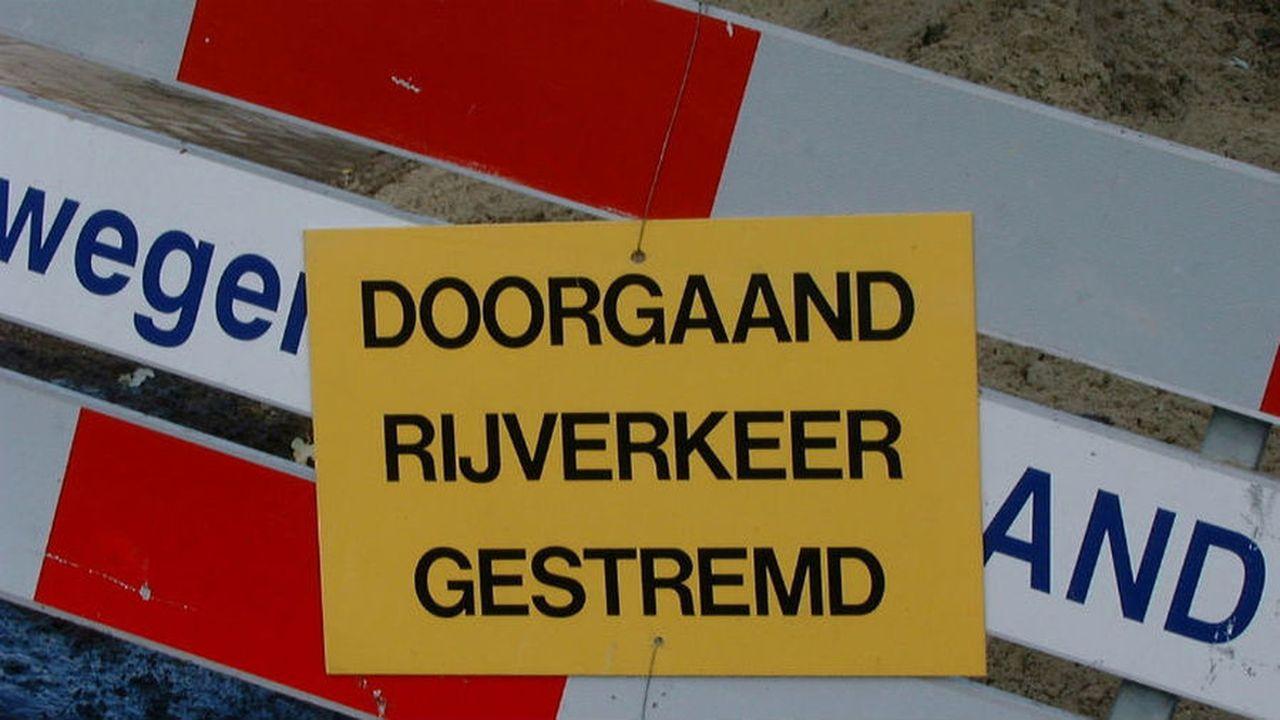 Werkzaamheden A73 gaan niet door, wegen in Belfeld blijven open
