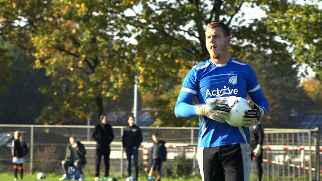 Sporter in beeld: Venray-doelman Bryan Roox (27)