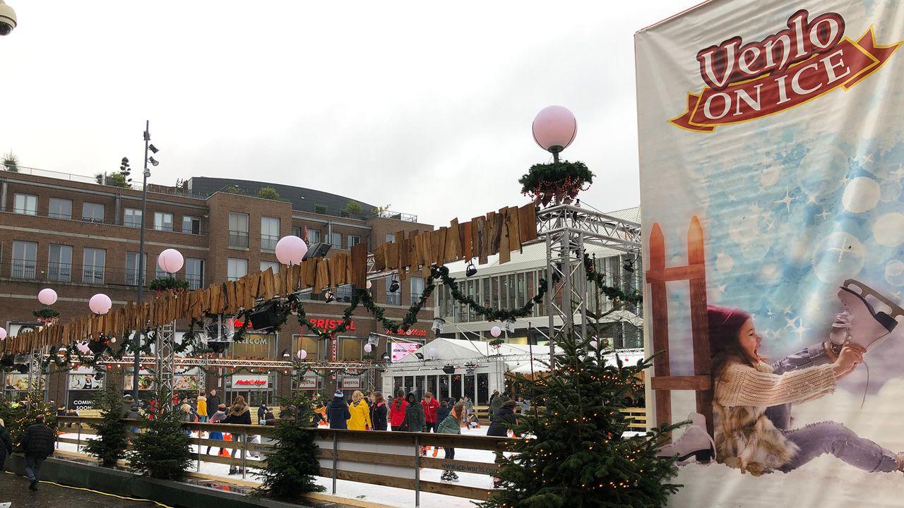 Geen Venlo on Ice dit jaar: 'Ondoenlijk binnen anderhalvemetersamenleving'