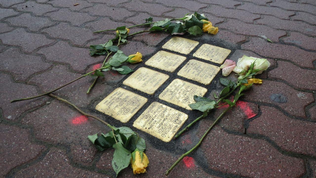 Achttien struikelstenen voor Venlose slachtoffers naziterreur