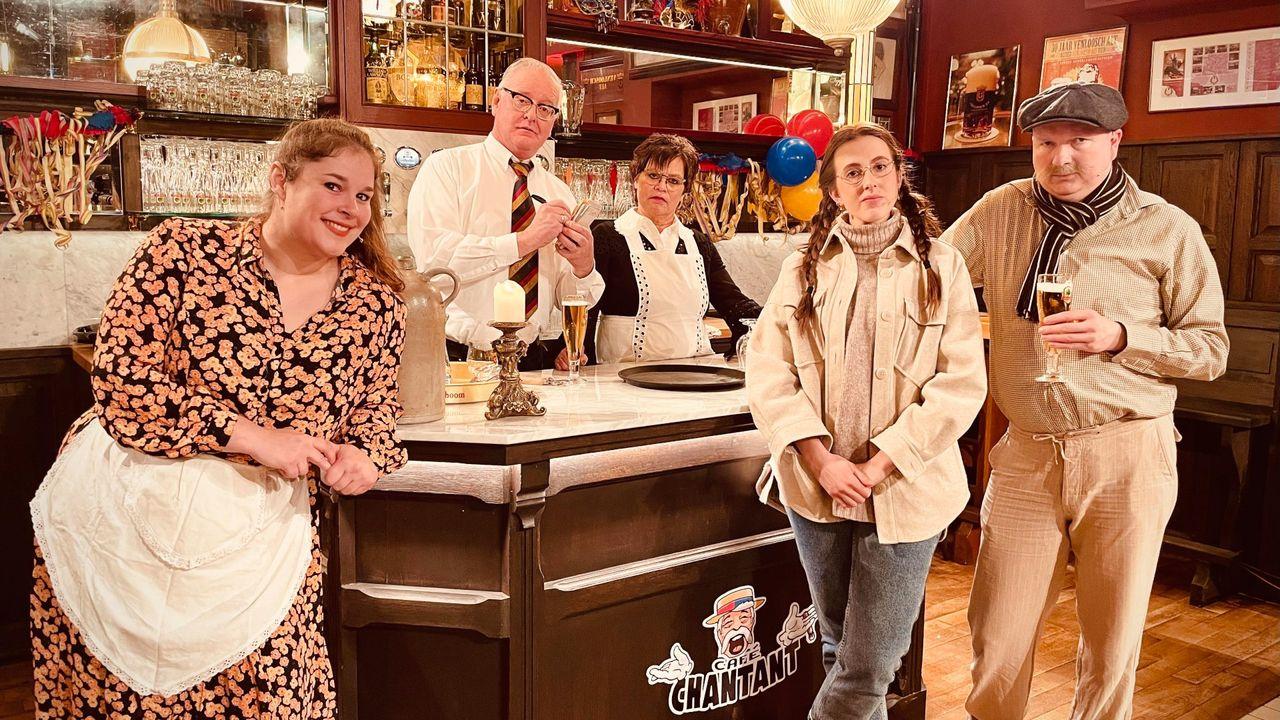 Café Chantant keert terug met drie vastelaovesuitzendingen