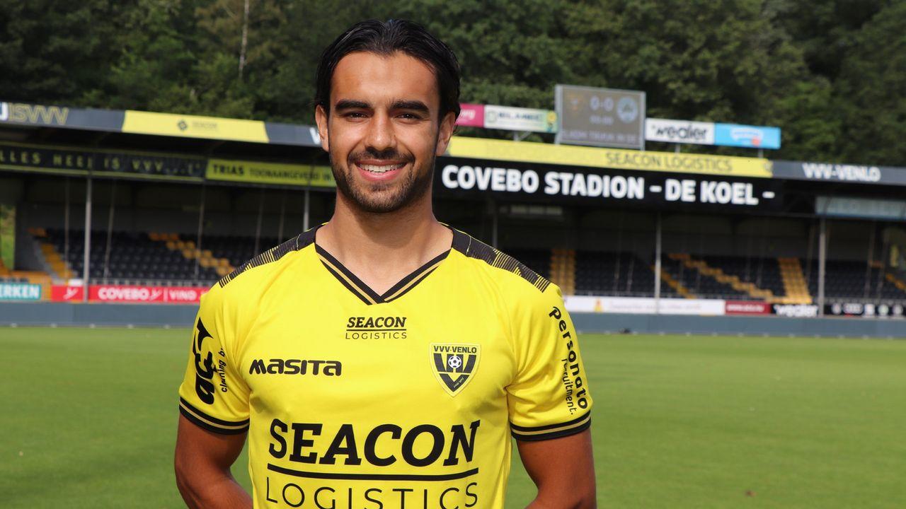 VVV haalt Mitchell van Rooijen van FC Utrecht