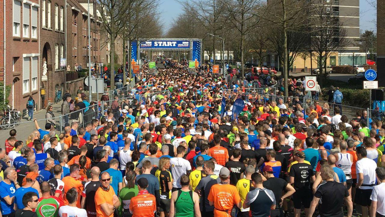 Venloop organiseert voor vijfde keer NK halve marathon