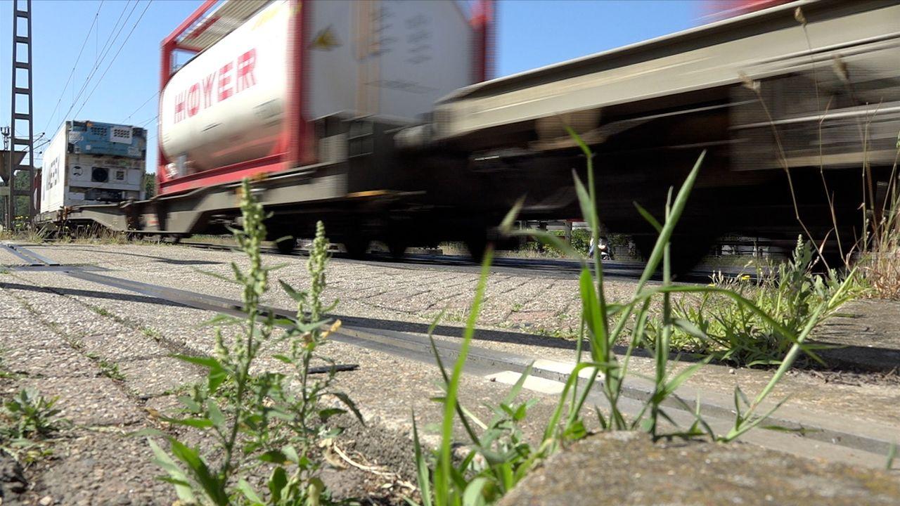 Weer meer giftreinen door Venlo in 2019