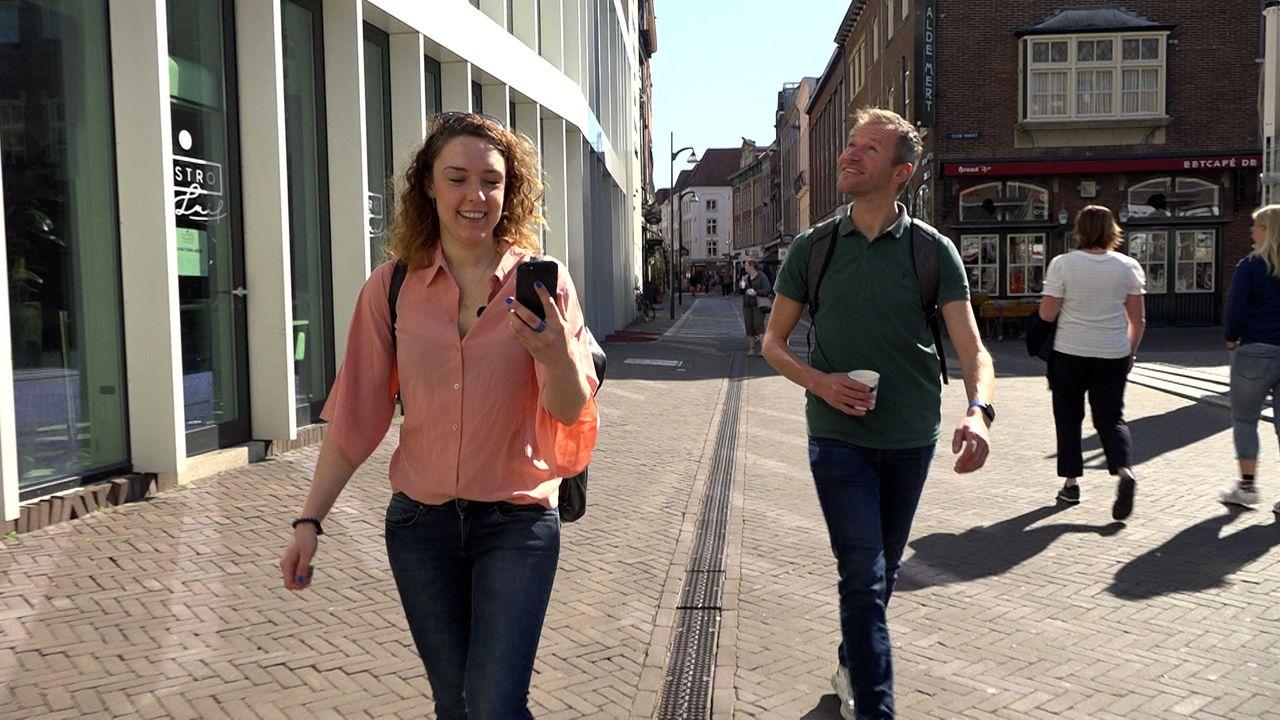 Go Venlo app als alternatieve bezigheid in coronatijd