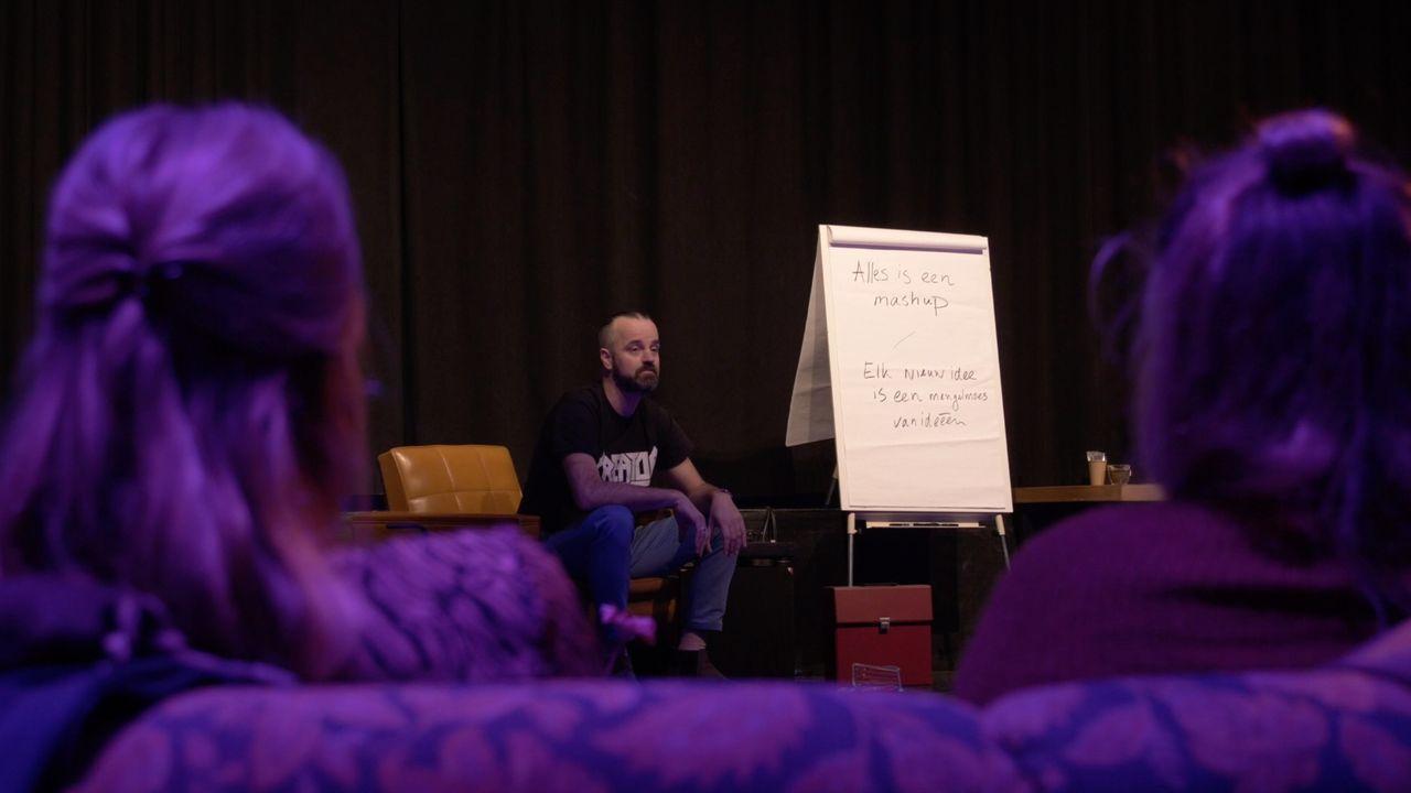 Documentaire over coronajaar bij poppodium Grenswerk