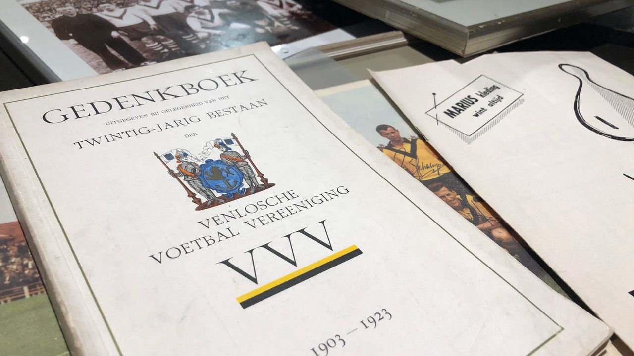 Jarig VVV'03 wil eigen historie uitdragen