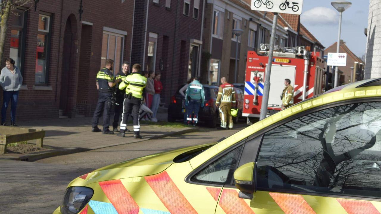 Buurtbewoners blussen keukenbrand in Blerick
