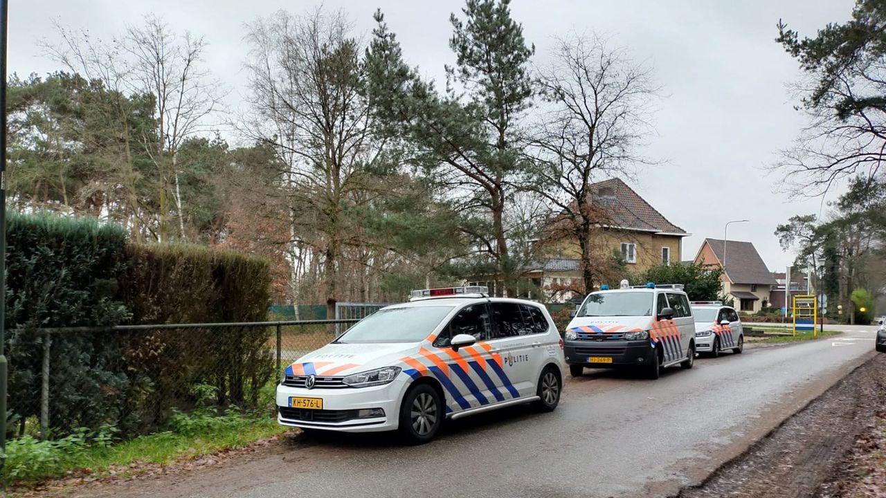 Politie vindt grote hennepplantage in Velden