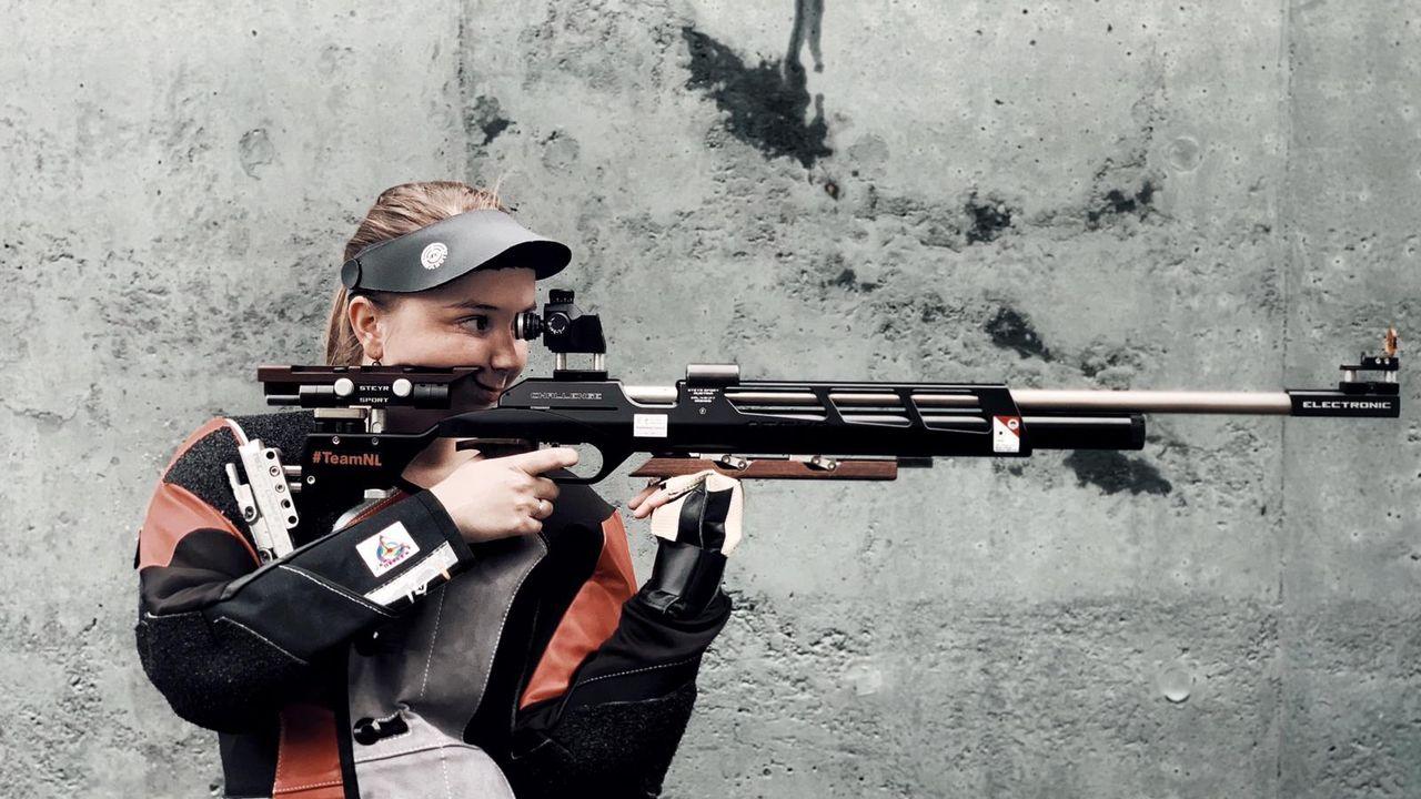 Schutter Manon Smeets niet naar Olympische Spelen