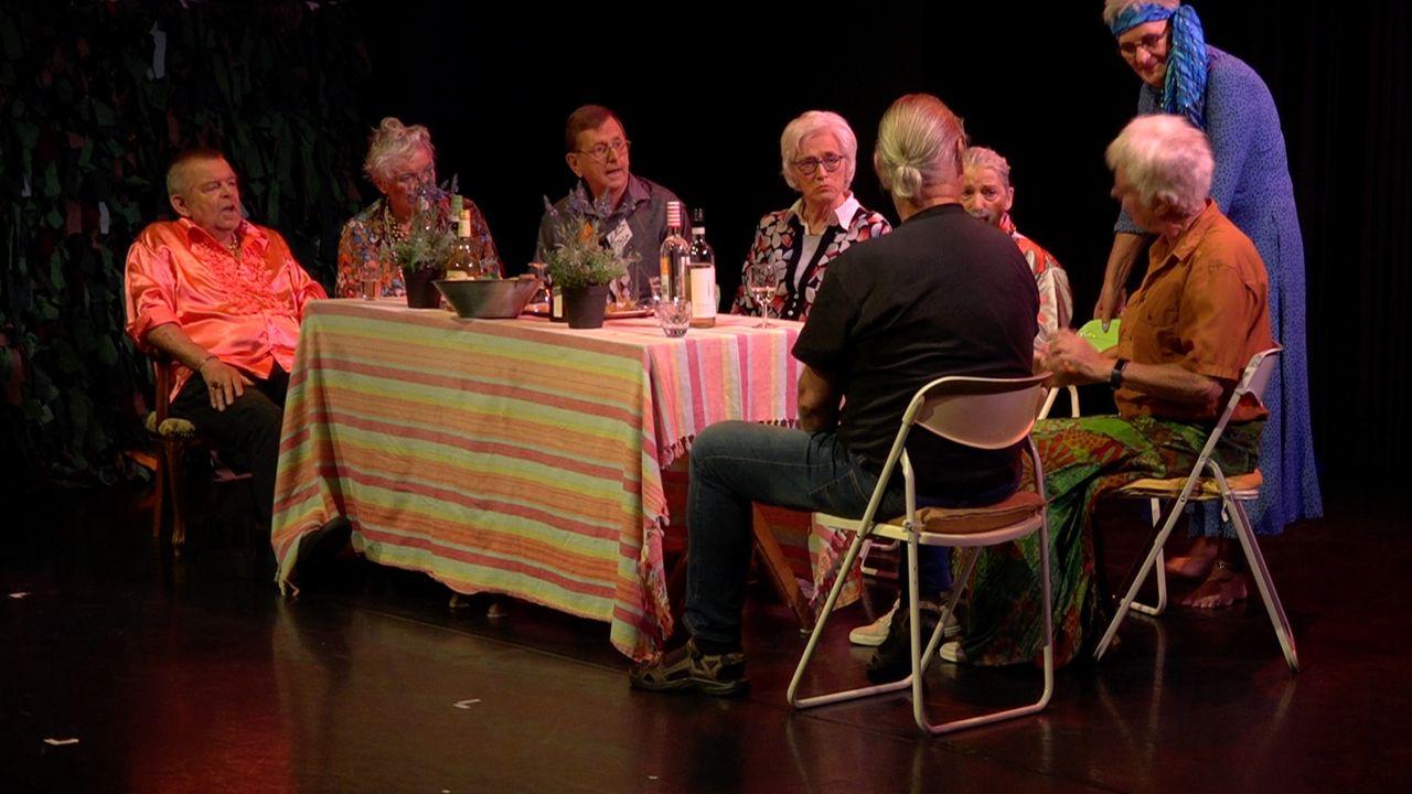Seniorentheatergroep zoekt uitbreiding, liefst mannen