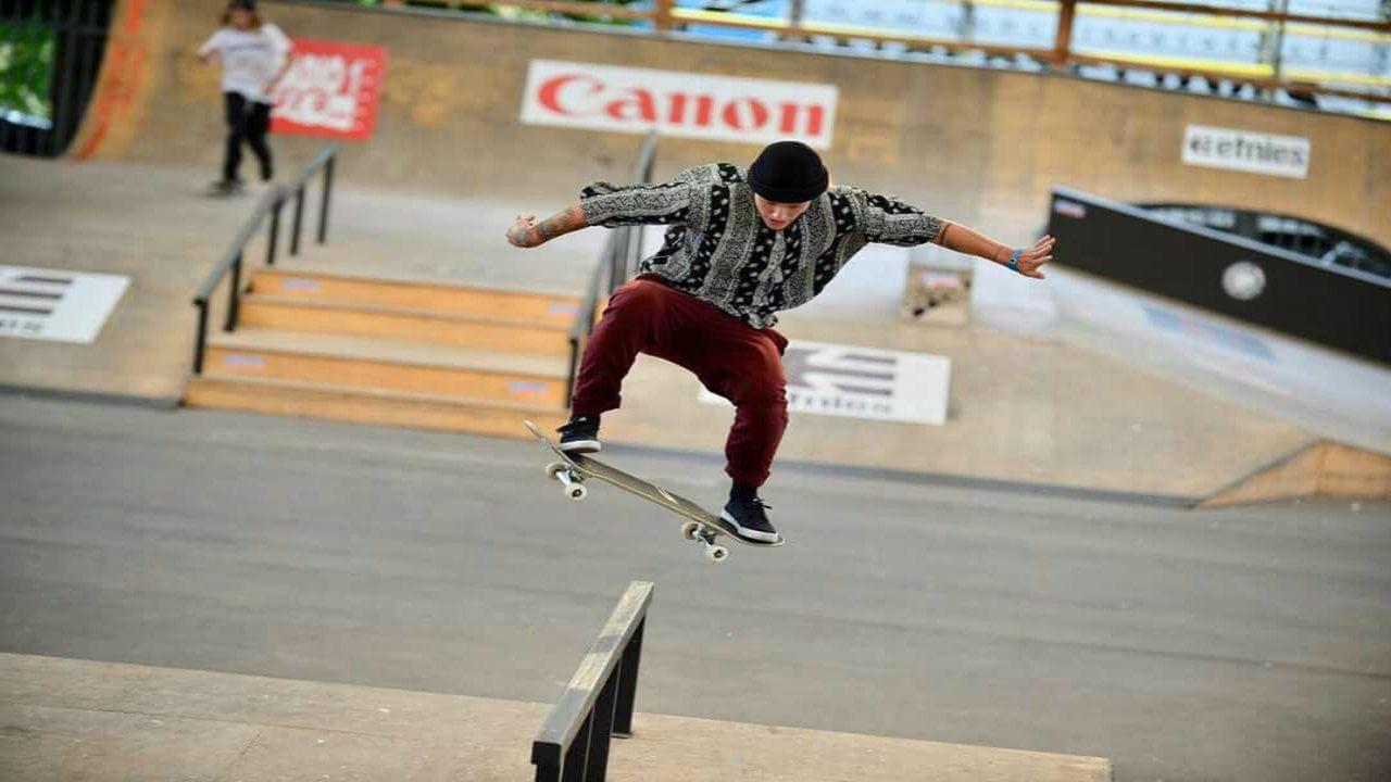 Jacobs vierde op WK skateboarden