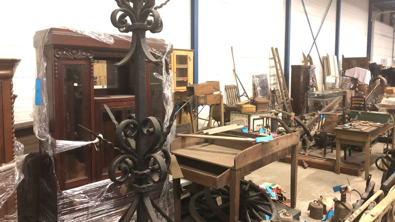 Te koop: Venlose voormalige museumstukken