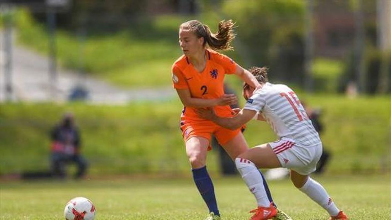 Oranje Leeuwinnen oefenen in Venlo tegen Duitsland