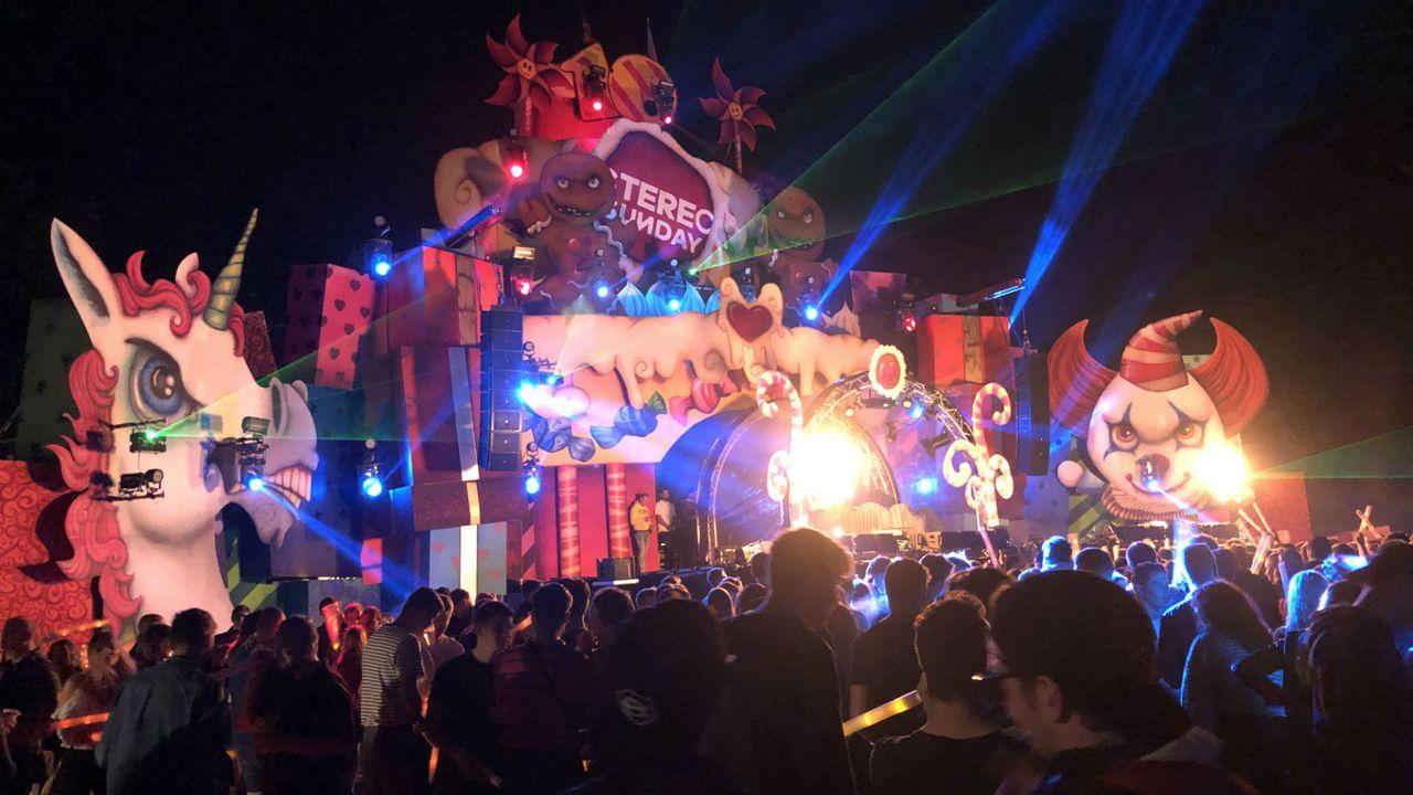 Beslissing over vergunning Stereo Sunday volgt maandag