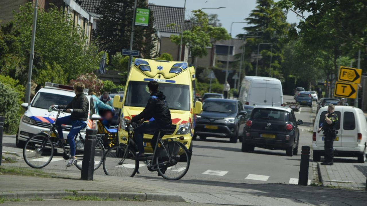 Gewonden bij ongevallen in Tegelen en Blerick