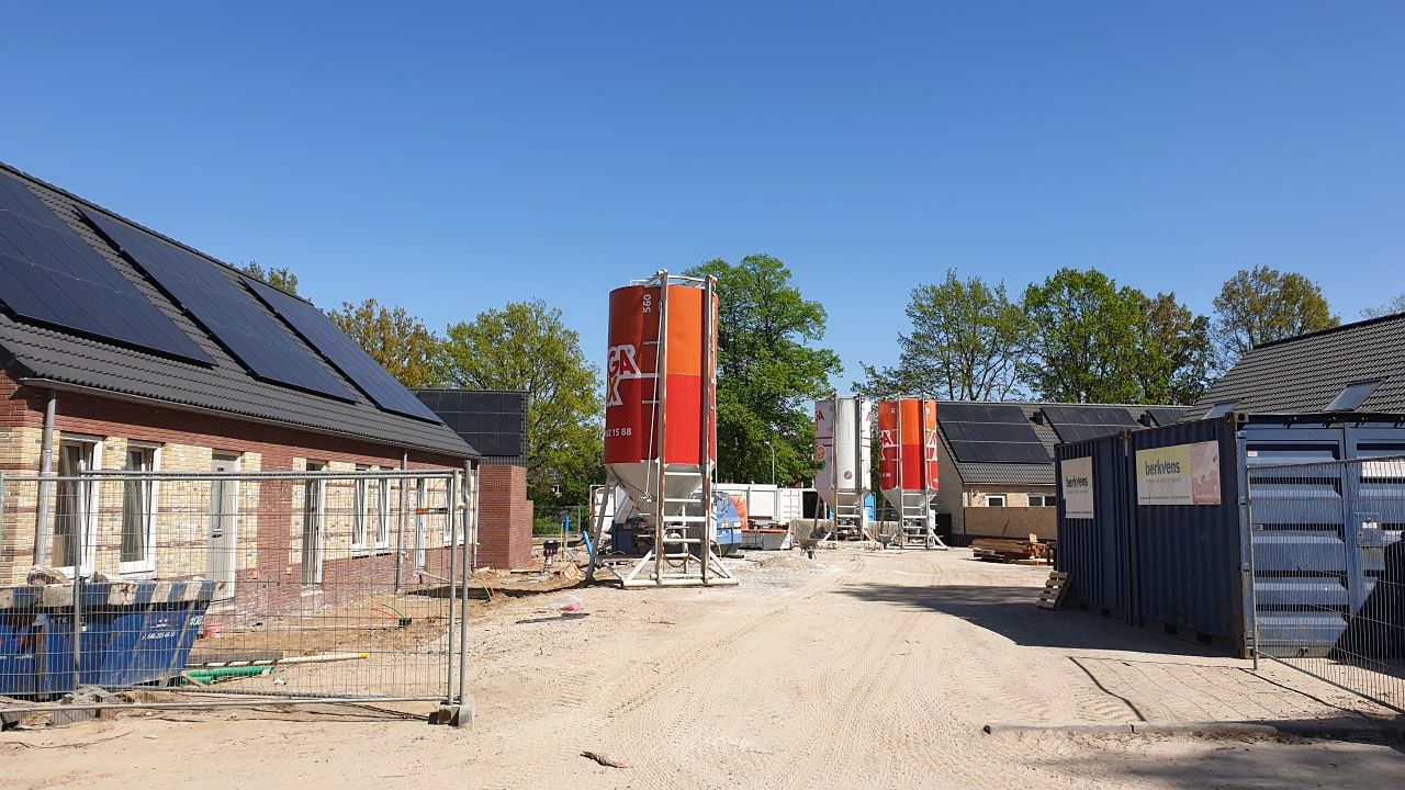 Eerste nieuwe woningen in Teuniswijk Venlo-Noord klaar