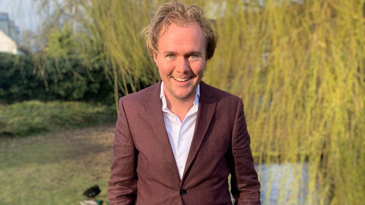 D66 kiest Remy Maessen als nieuwe lijsttrekker