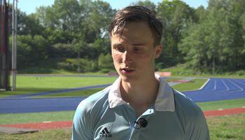Badmintontalent Dyon van Wylick zet alles op alles voor Spelen 2028