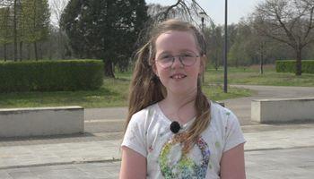 Tienjarige Roos start petitie voor speeltuin op Floriadeterrein