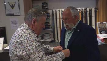 Jan Adams sluit winkel na 51 jaar in het vak