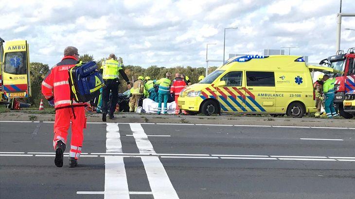 20191018-ongeval greenportlane ambulance.jpg